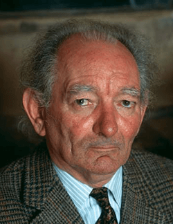 Playwright, Brian Friel